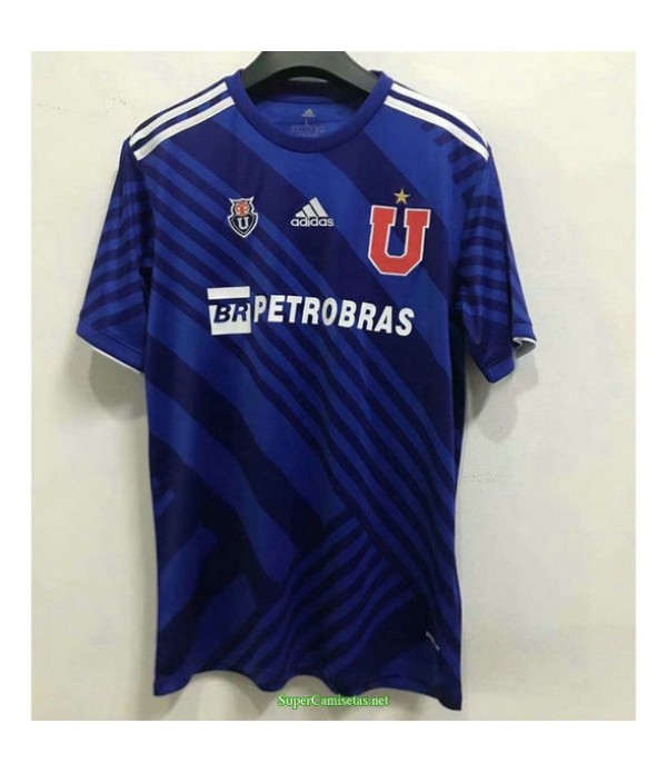 Tailandia Primera Equipacion Camiseta Universidad De Chile 2021