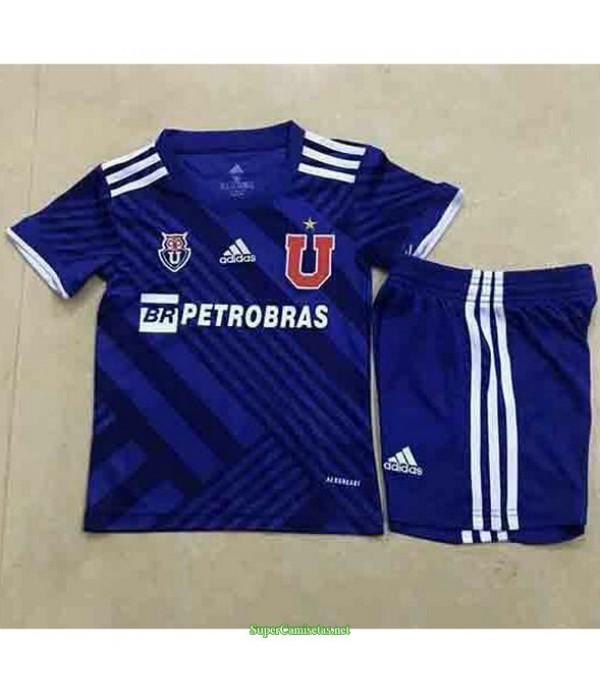 Tailandia Primera Equipacion Camiseta Universidad De Chile Ninos 2021