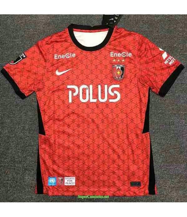 Tailandia Primera Equipacion Camiseta Urawa Red Diamonds 2021