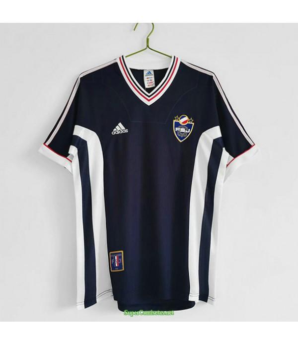 Tailandia Primera Equipacion Camiseta Yougoslavie Hombre 1998