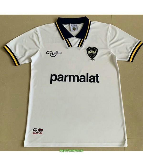 Tailandia Segunda Equipacion Camiseta Boca Juniors Hombre 1994