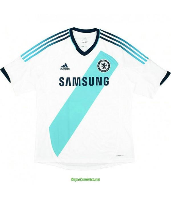 Tailandia Segunda Equipacion Camiseta Chelsea Hombre 2012 13