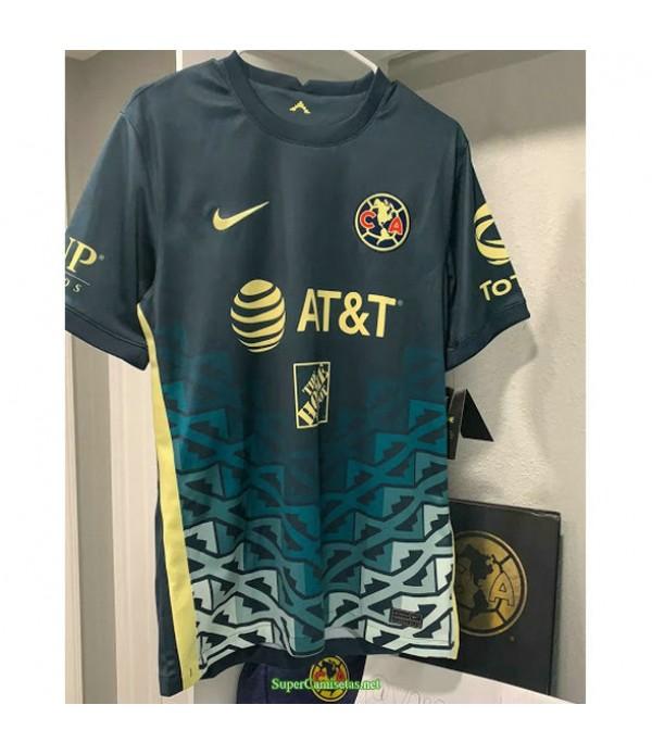 Tailandia Segunda Equipacion Camiseta Club America 2021