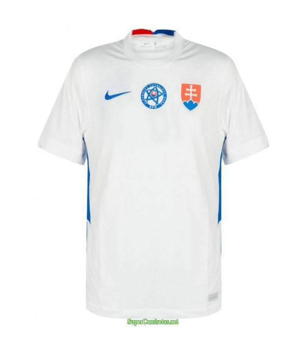 Tailandia Segunda Equipacion Camiseta Eslovaquia 2020