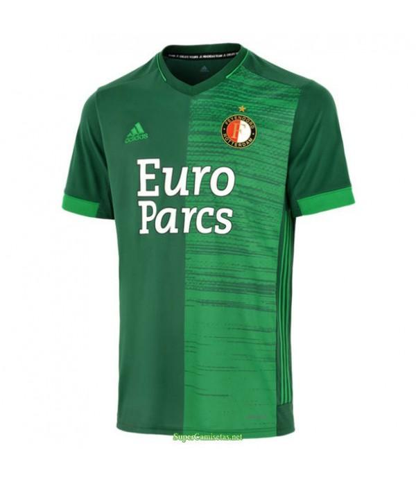 Tailandia Segunda Equipacion Camiseta Feyenoord 2021