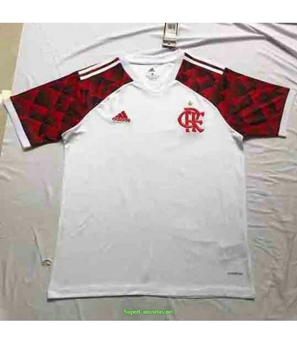 Tailandia Segunda Equipacion Camiseta Flamengo 2021