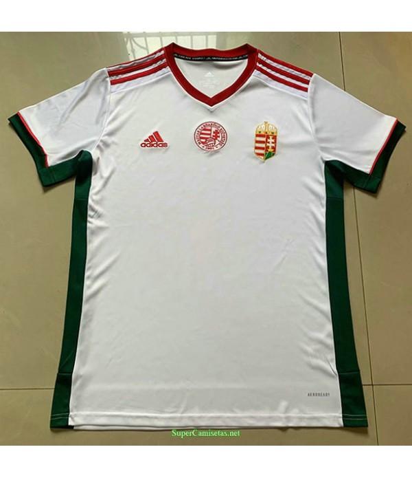 Tailandia Segunda Equipacion Camiseta Hungria Euro 2020