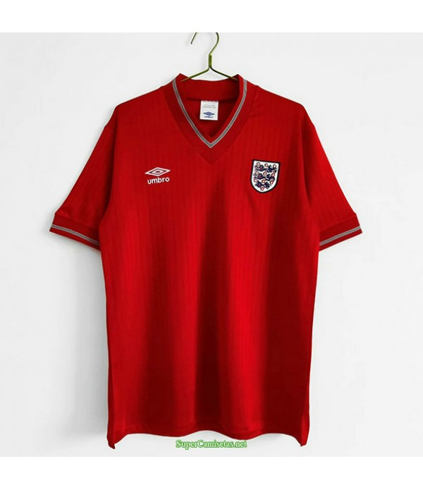 Tailandia Segunda Equipacion Camiseta Inglaterra Hombre 1984 87