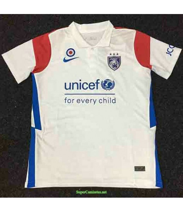 Tailandia Segunda Equipacion Camiseta Johor Darul 2021