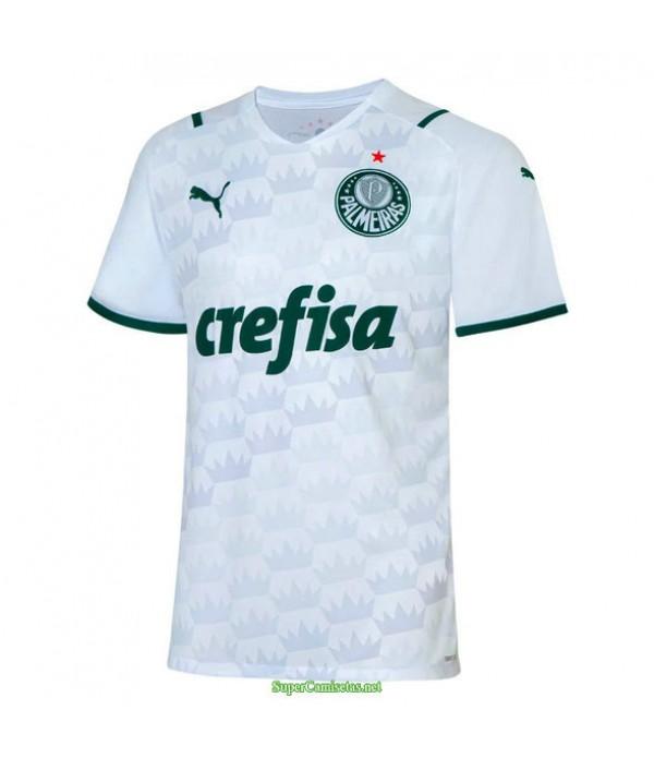 Tailandia Segunda Equipacion Camiseta Palmeiras 2021