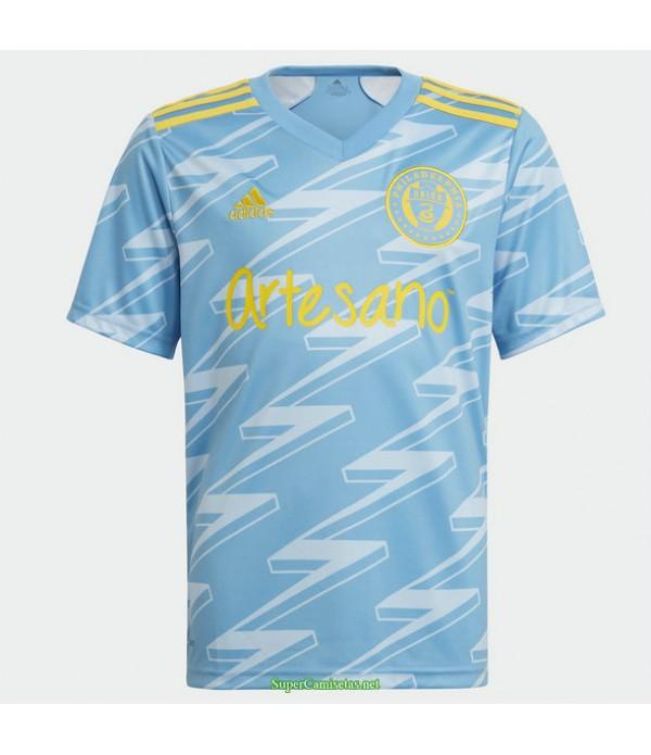 Tailandia Segunda Equipacion Camiseta Philadelphia Union 2021