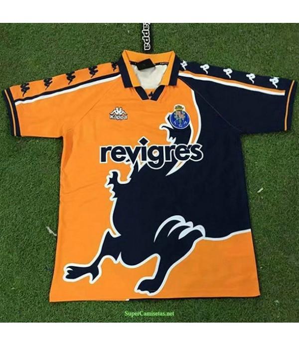 Tailandia Segunda Equipacion Camiseta Porto Hombre 1997 99