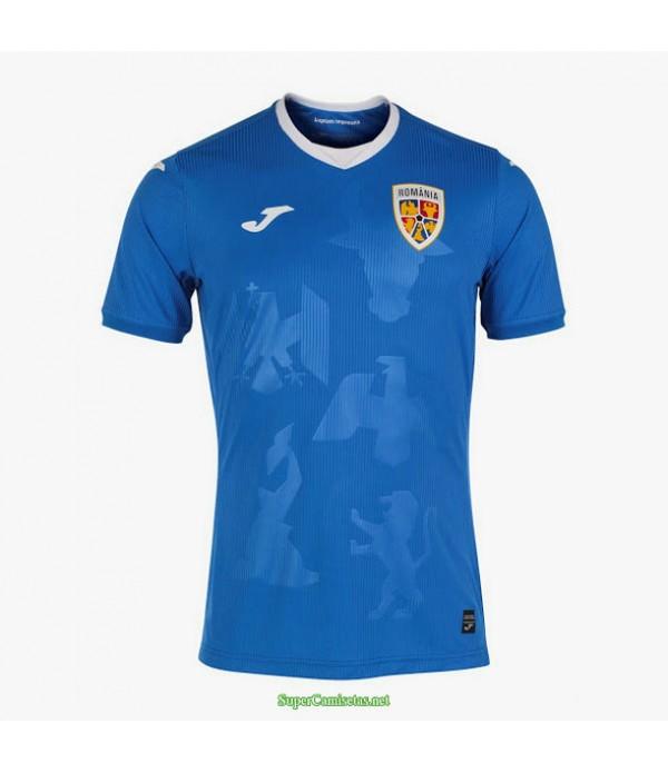 Tailandia Segunda Equipacion Camiseta Rumania 2021