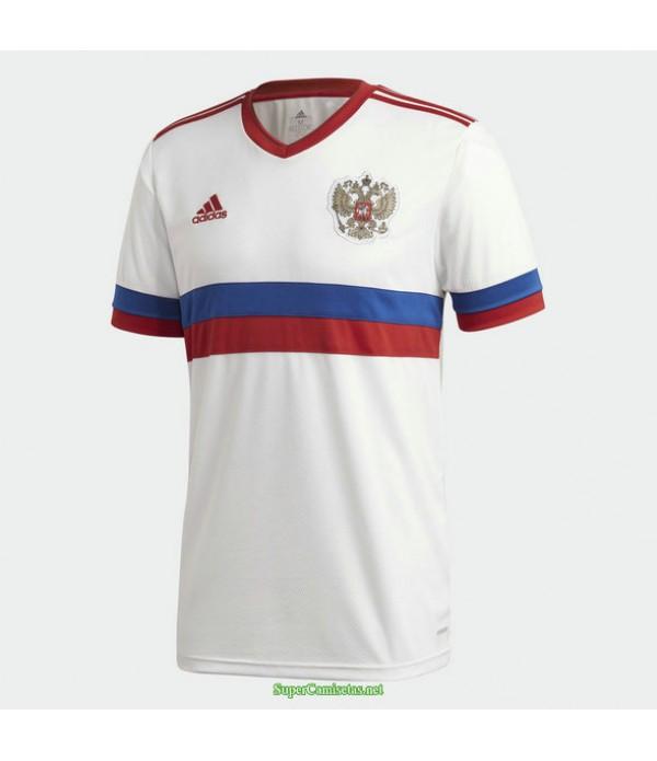 Tailandia Segunda Equipacion Camiseta Rusia 2021
