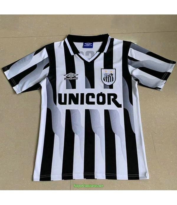 Tailandia Segunda Equipacion Camiseta Santos Hombre 1998