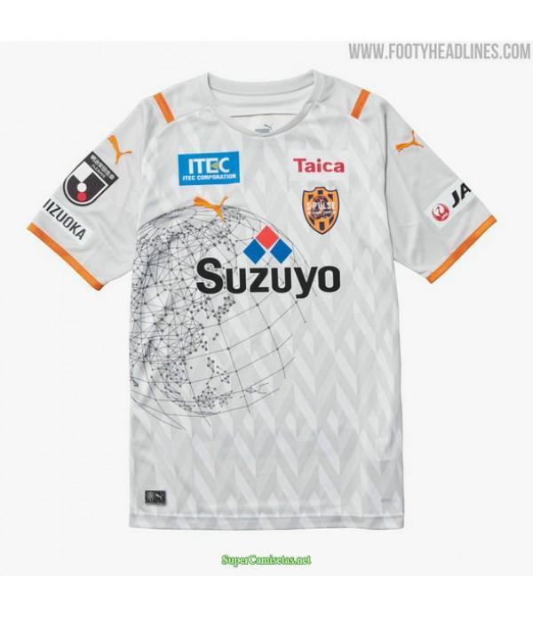 Tailandia Segunda Equipacion Camiseta Shimizu S Pulse 2021