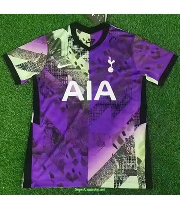 Tailandia Segunda Equipacion Camiseta Tottenham 20...