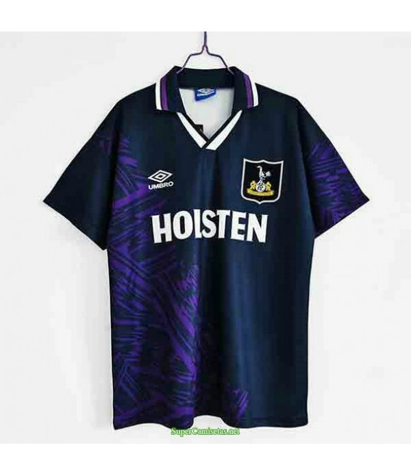 Tailandia Segunda Equipacion Camiseta Tottenham Hotspur Hombre 1994 95