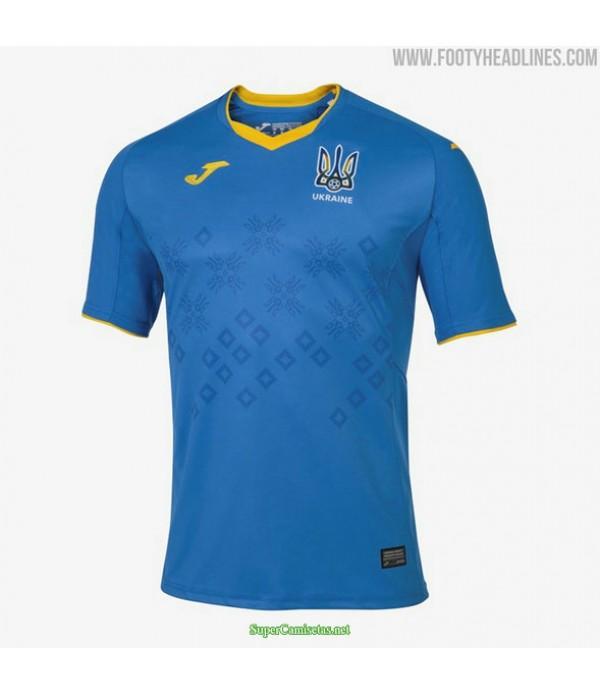 Tailandia Segunda Equipacion Camiseta Ucrania 2020