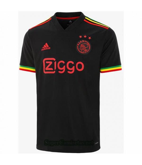 Tailandia Tercera Equipacion Camiseta Afc Ajax 2021
