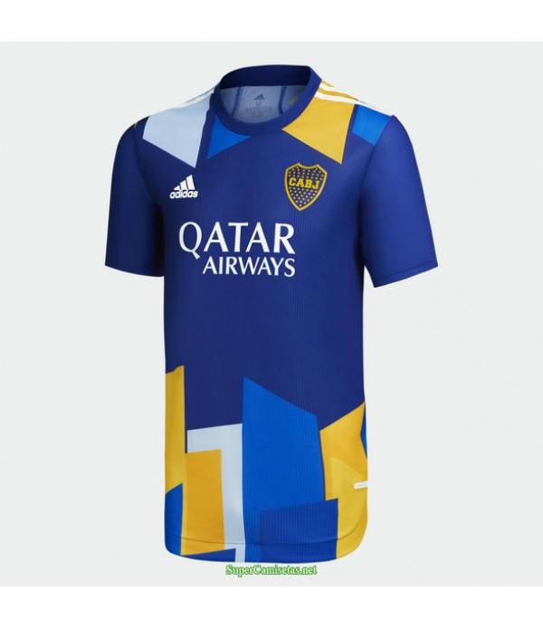 Tailandia Tercera Equipacion Camiseta Boca Juniors 2021