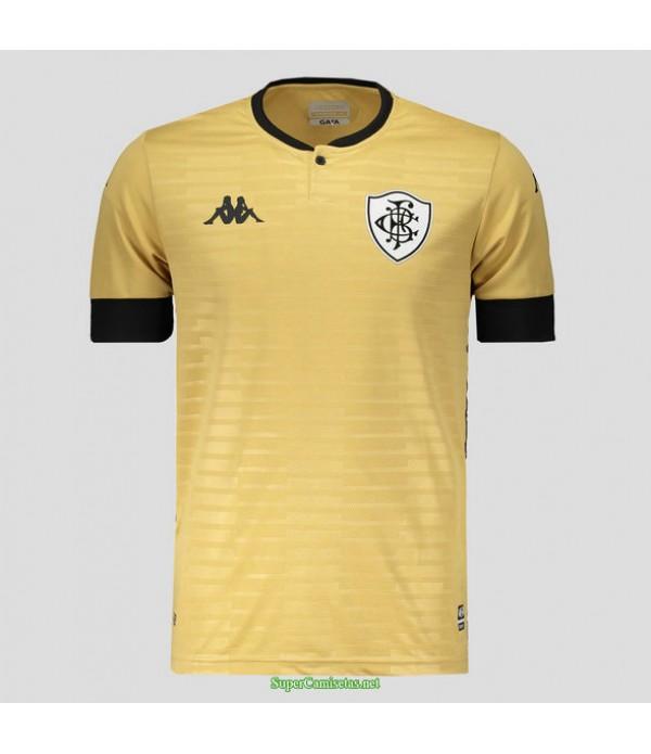 Tailandia Tercera Equipacion Camiseta Botafogo Amarillo 2021