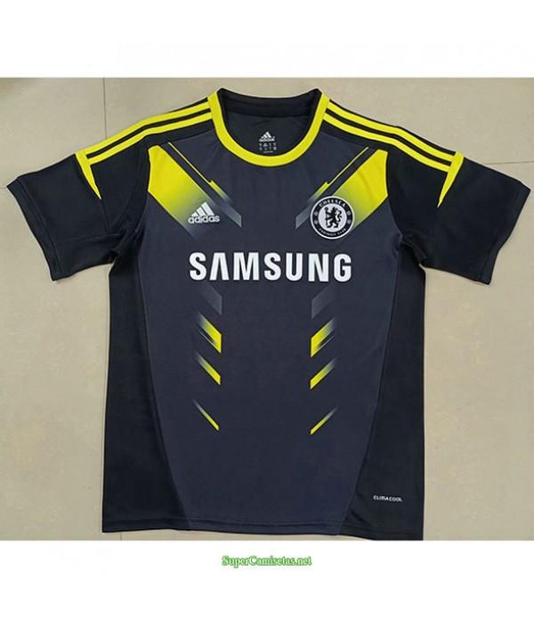 Tailandia Tercera Equipacion Camiseta Chelsea Hombre 2012 13