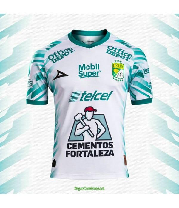 Tailandia Tercera Equipacion Camiseta Club Léon 2021
