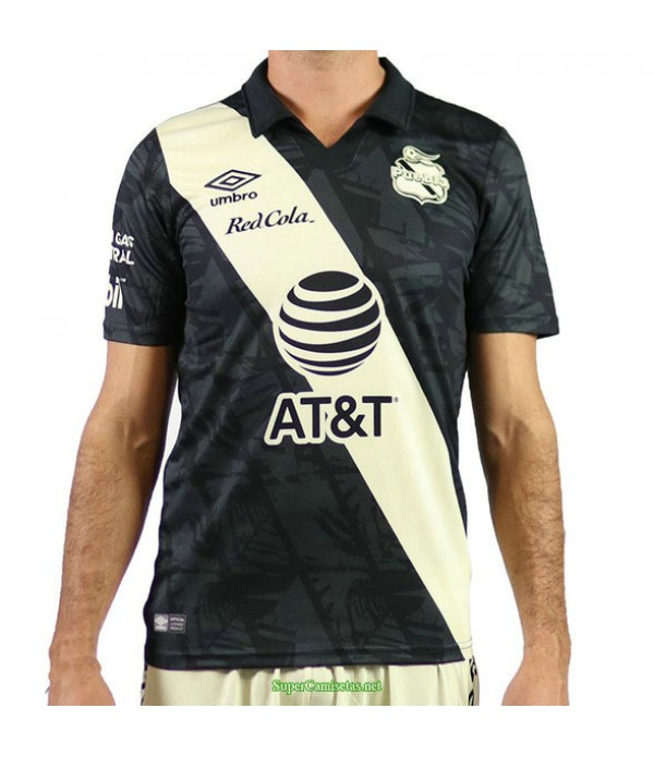 Tailandia Tercera Equipacion Camiseta Club Puebla 2021