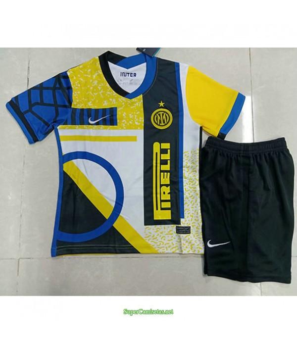 Tailandia Tercera Equipacion Camiseta Inter Milan ...