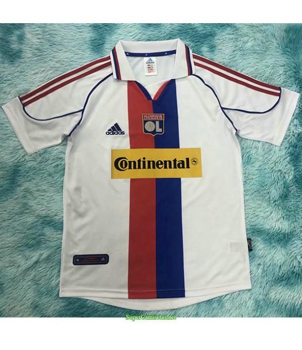 Tailandia Tercera Equipacion Camiseta Lyon Hombre 2000 01