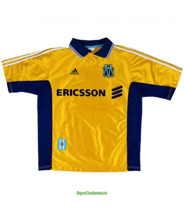 Tailandia Tercera Equipacion Camiseta Marsella Hombre 1998 99