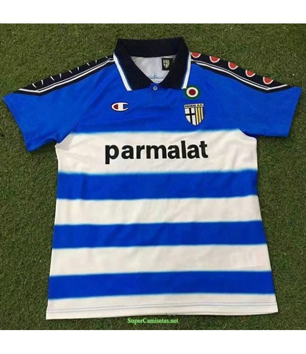 Tailandia Tercera Equipacion Camiseta Parma Hombre 1999 00
