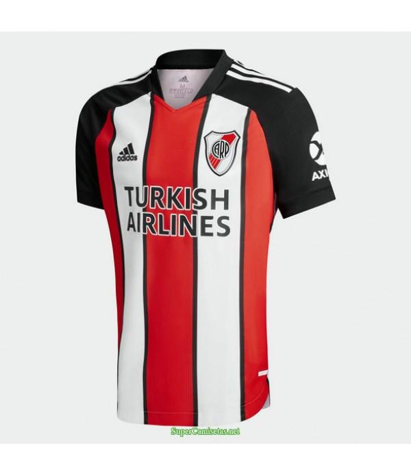 Tailandia Tercera Equipacion Camiseta River Plate 2021