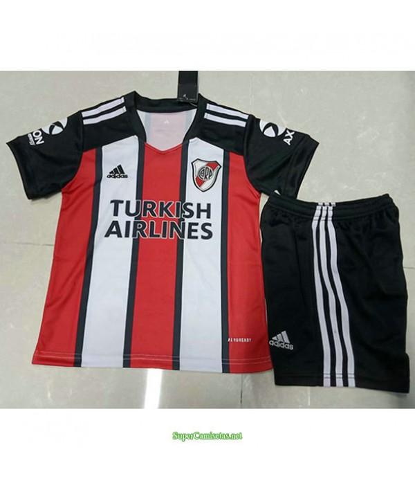 Tailandia Tercera Equipacion Camiseta River Plate Ninos 2021