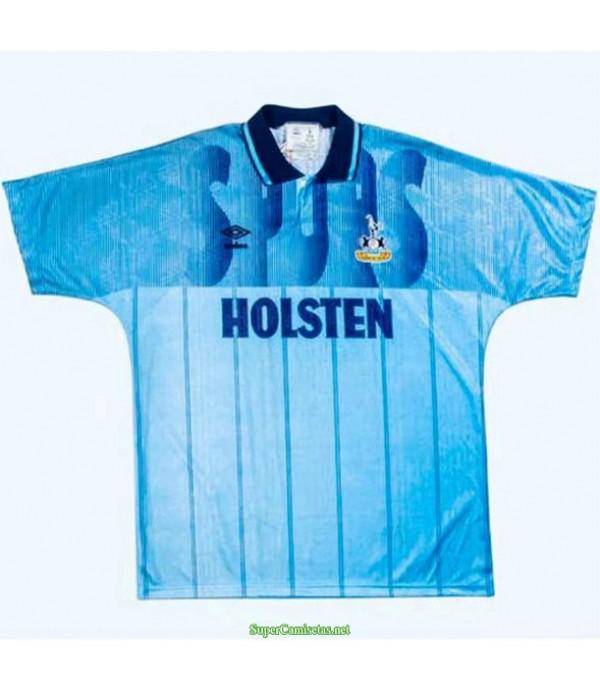 Tailandia Tercera Equipacion Camiseta Tottenham Hombre 1994 95