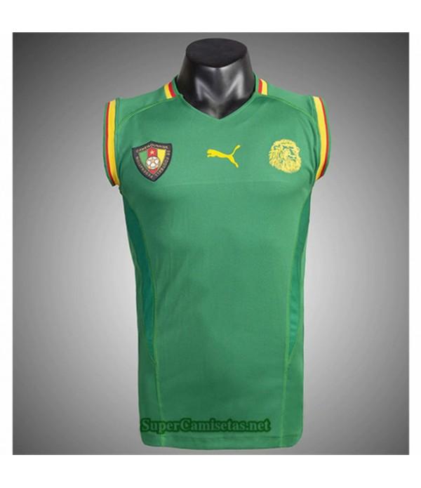 Tailandia Equipacion Camiseta Cameroun Vest 2021 2022