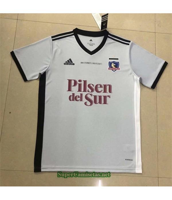 Tailandia Equipacion Camiseta Colo Colo Fc Edición Conmemorativa 2021 2022