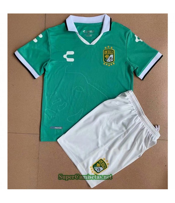 Tailandia Equipacion Camiseta Leon Edición Especial Enfant 2021 2022