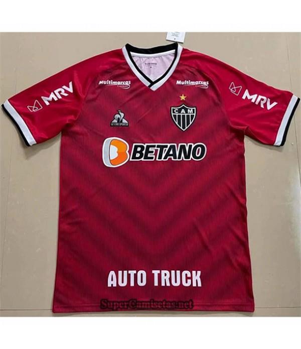 Tailandia Portero Equipacion Camiseta Atletico Mineiro Rojo 2021 2022