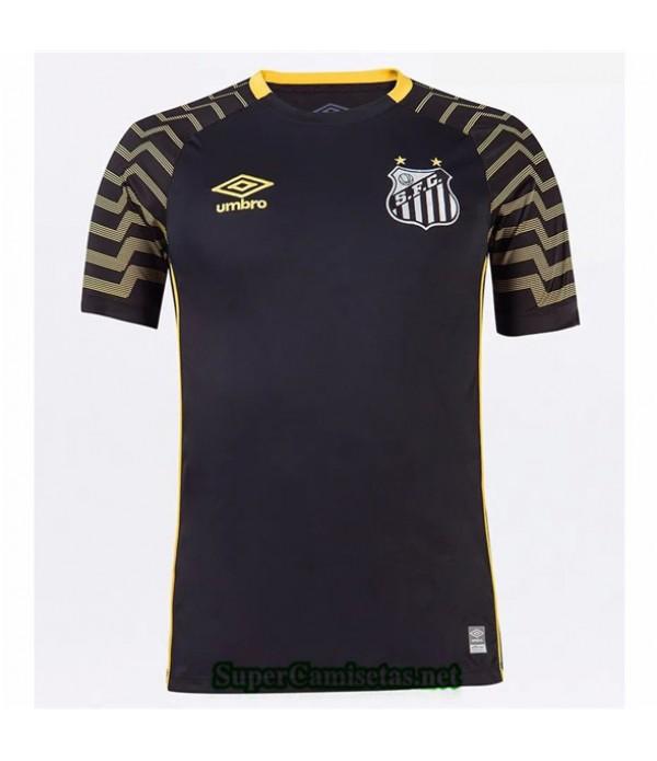 Tailandia Portero Equipacion Kit De Camiseta Santos 2021 2022