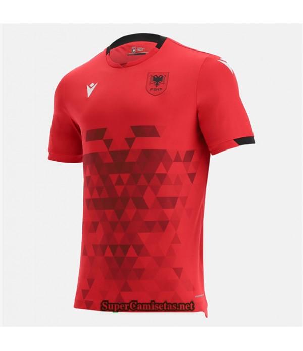 Tailandia Primera Equipacion Camiseta Albania 2021 2022