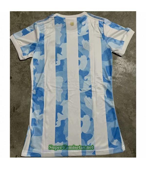 Tailandia Primera Equipacion Camiseta Argentine Femme 2021 2022
