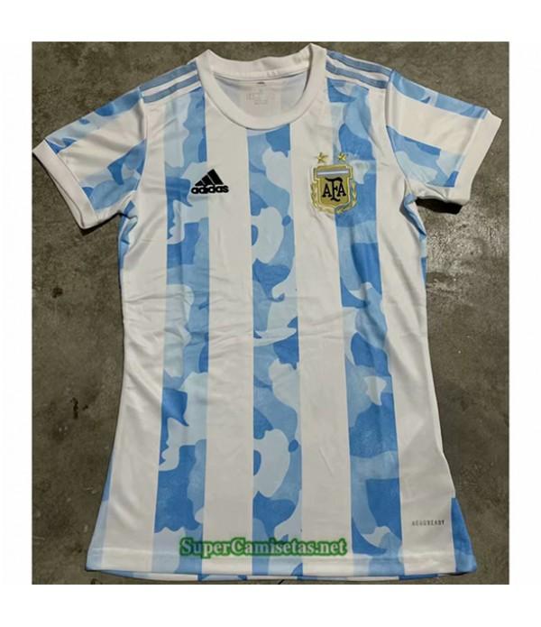 Tailandia Primera Equipacion Camiseta Argentine Fe...