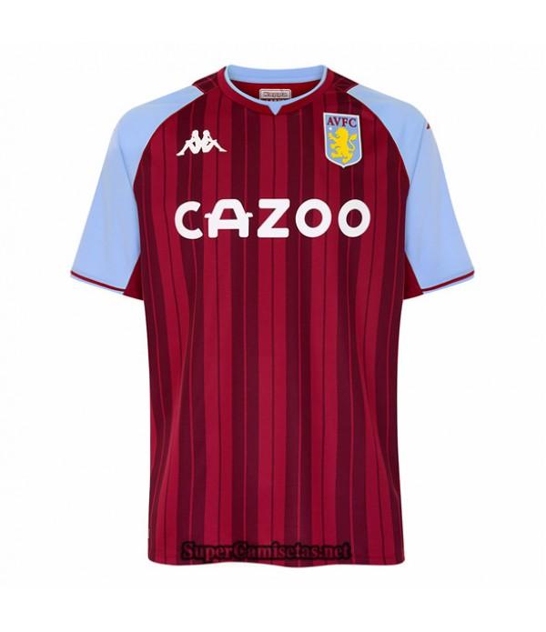 Tailandia Primera Equipacion Camiseta Aston Villa 2021 2022