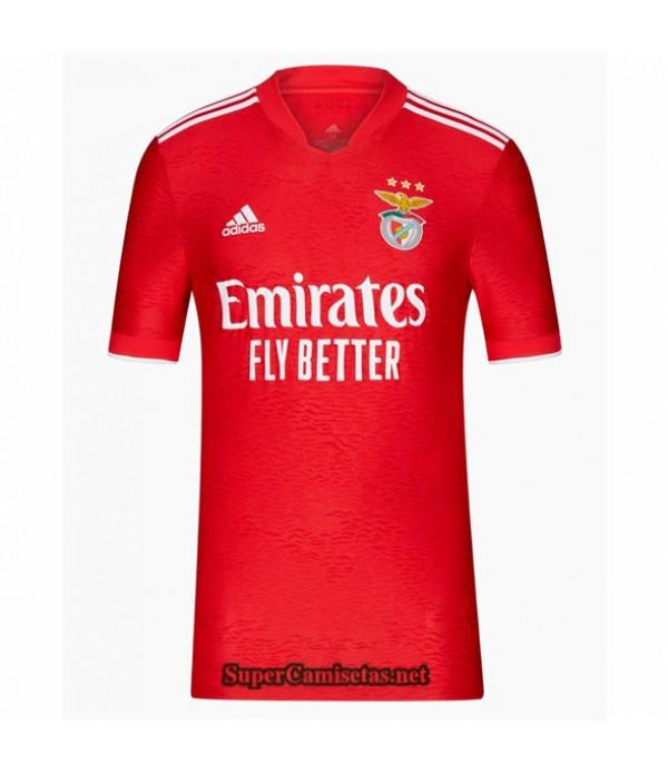 Tailandia Primera Equipacion Camiseta Benfica 2021 2022