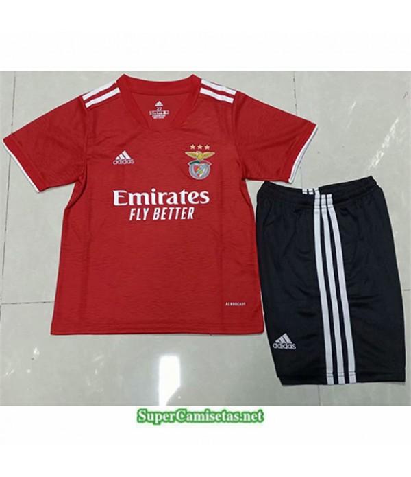 Tailandia Primera Equipacion Camiseta Benfica Enfant 2021 2022