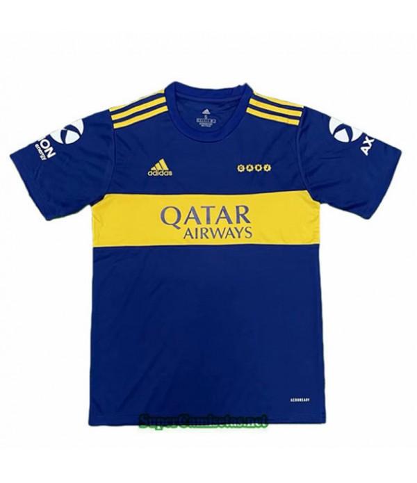 Tailandia Primera Equipacion Camiseta Boca Juniors 2021 2022