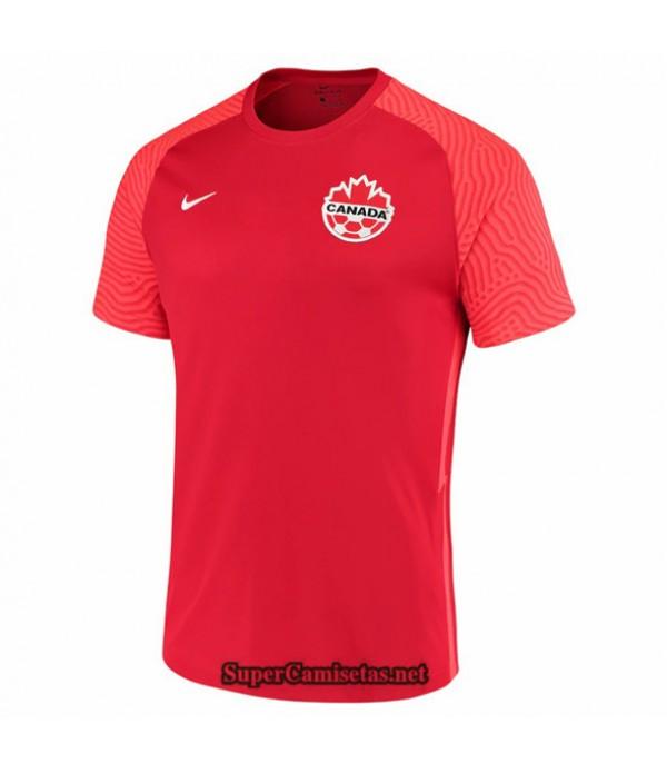Tailandia Primera Equipacion Camiseta Canada 2021 2022