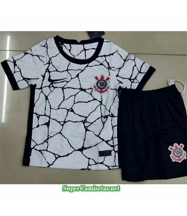 Tailandia Primera Equipacion Camiseta Corinthians Enfant 2021 2022